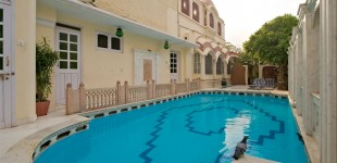 The Pool at Madhuban, Jaipur